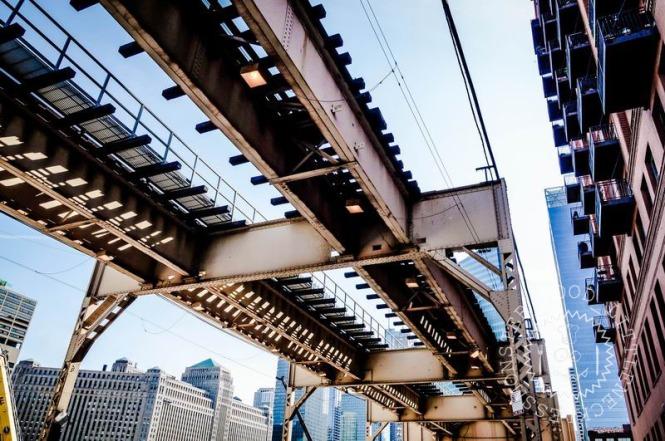 The Loop - Die Hochbahn Chicagos